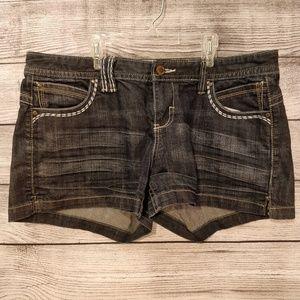 Jean Shorts 16